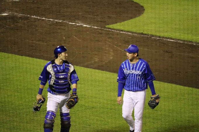 横浜ベイスターズの選手