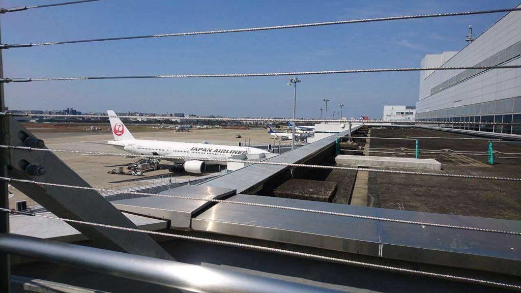 福岡空港展望台