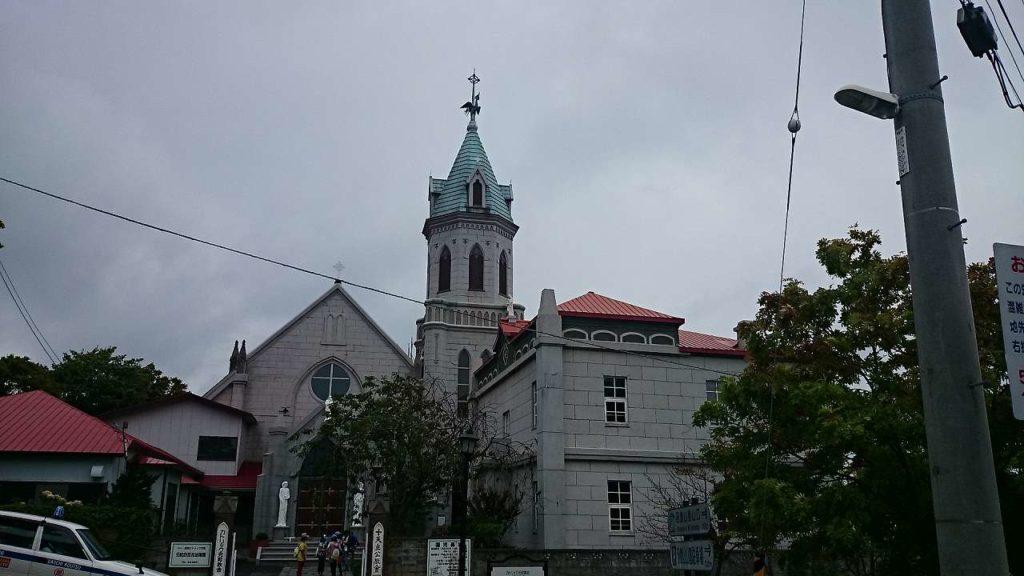 元町の教会