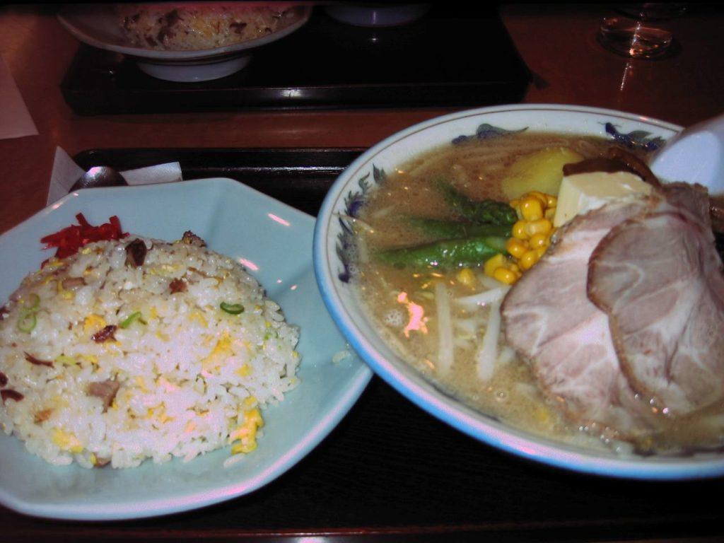 札幌味噌ラーメン