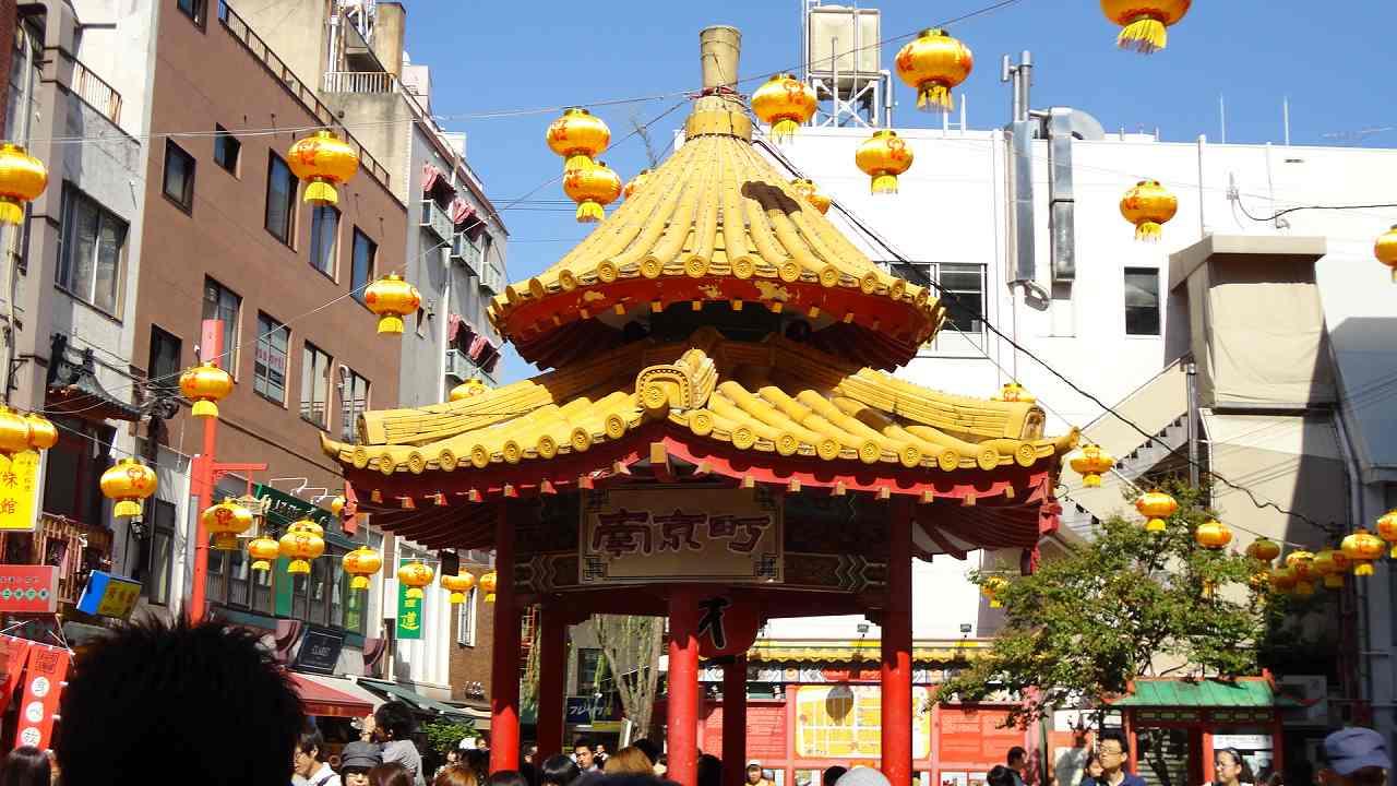 南京町の写真スポット