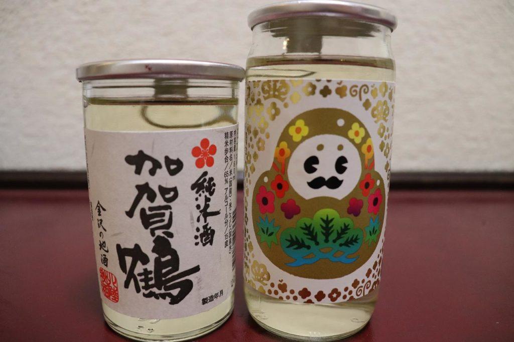 石川の地酒