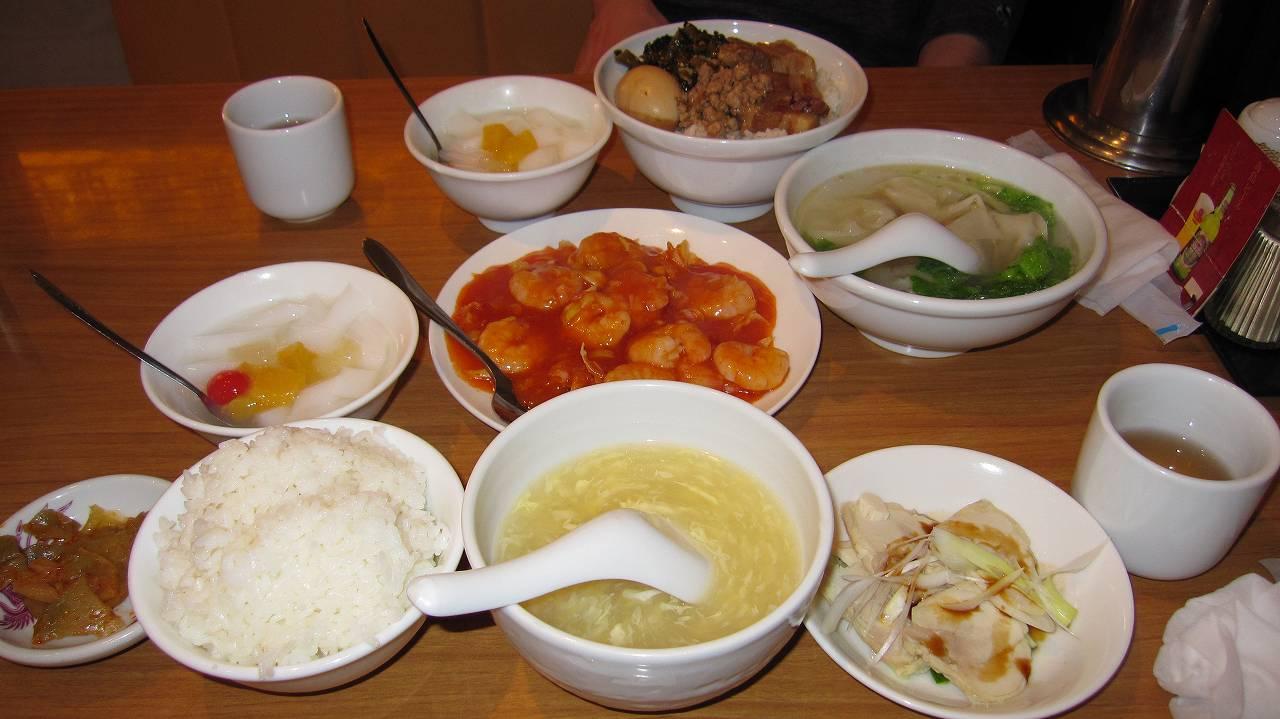 横浜で中華料理