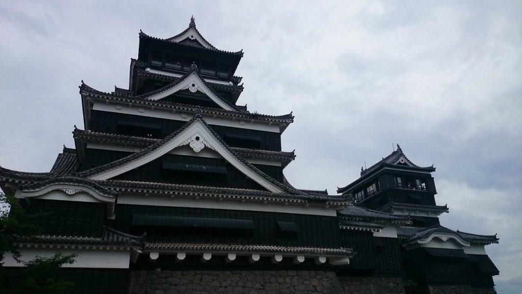 2014年の熊本城