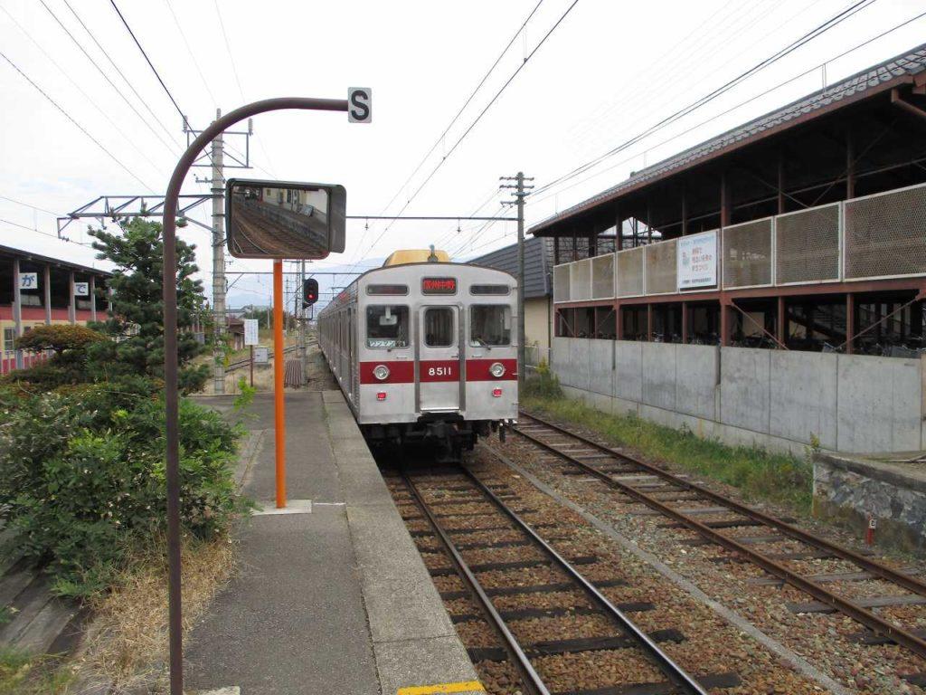 長野の電車