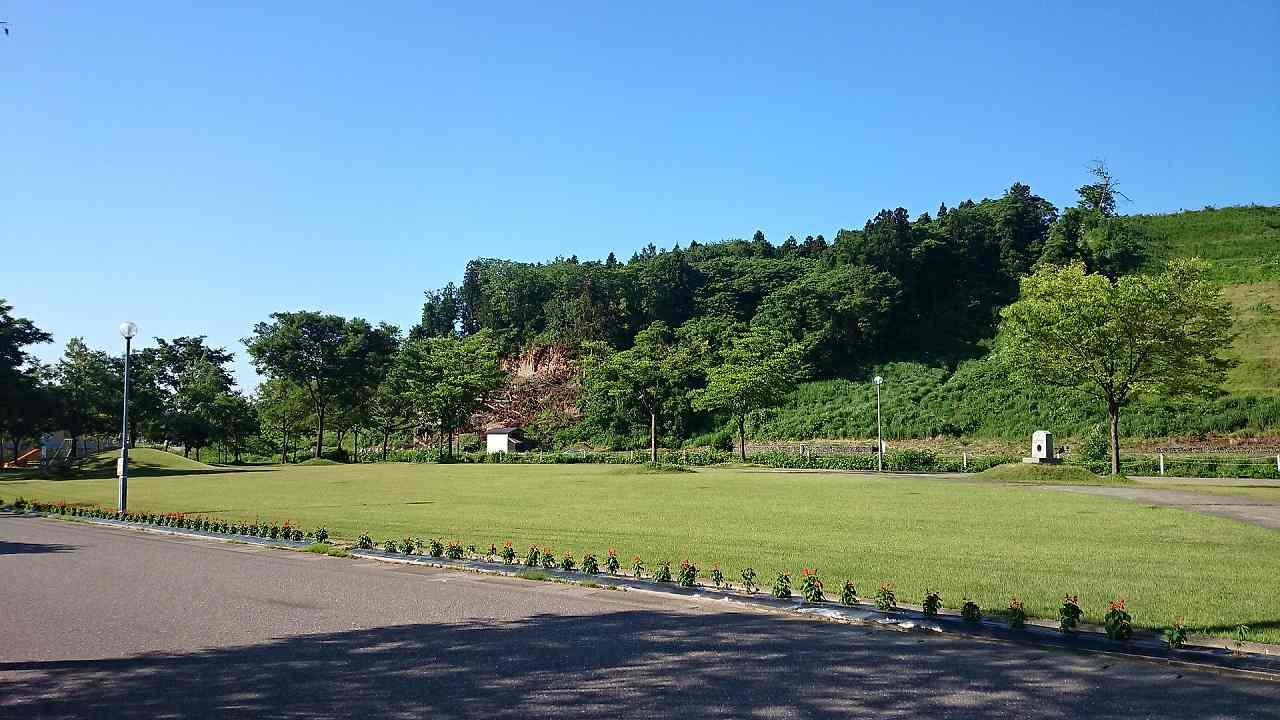 栃尾の風景