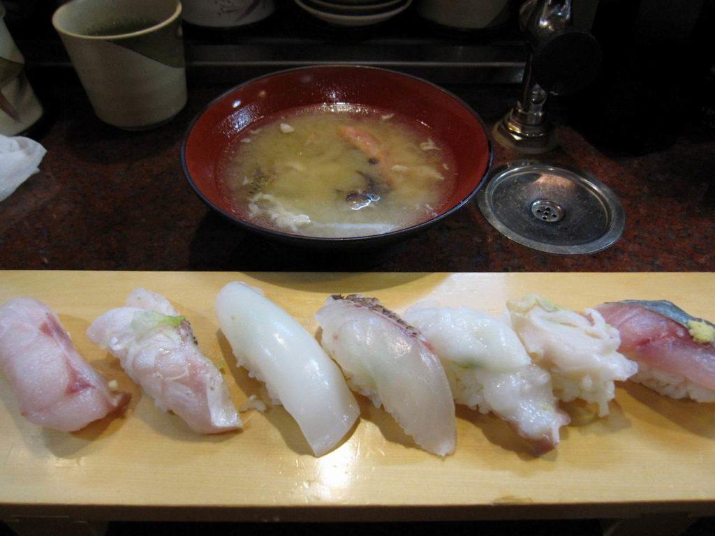 金沢寿司セット