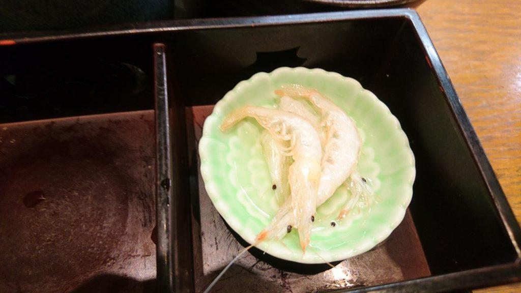 白えび甘酢