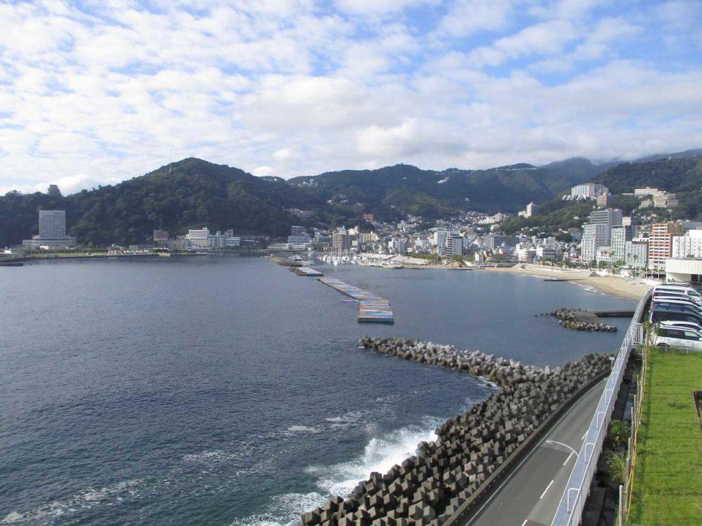 熱海の風景